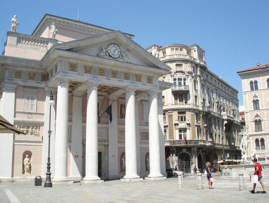Триест; Фриули-Венеция-Джулия; Италия