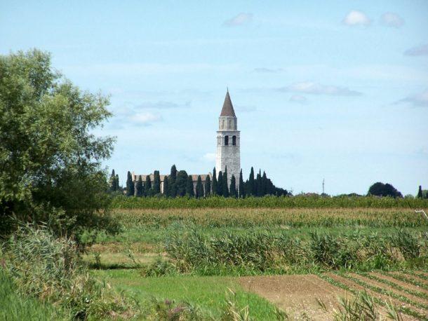 Аквилея; Фриули-Венеция-Джулия,Friuli Venezia Giulia, Италия; Aquileia