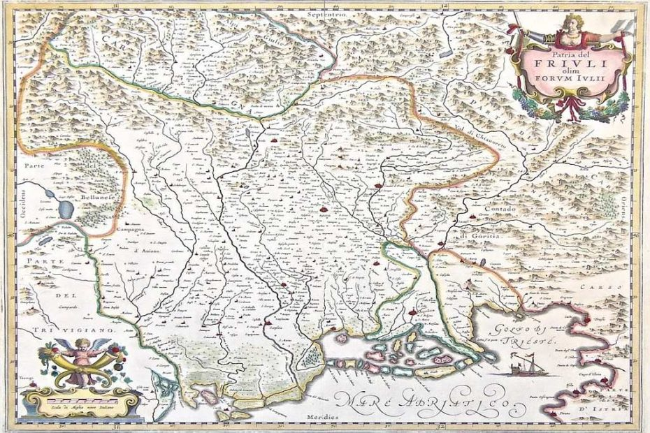 Фриули Венеция Джулия,Friuli Venezia Giulia, Италия