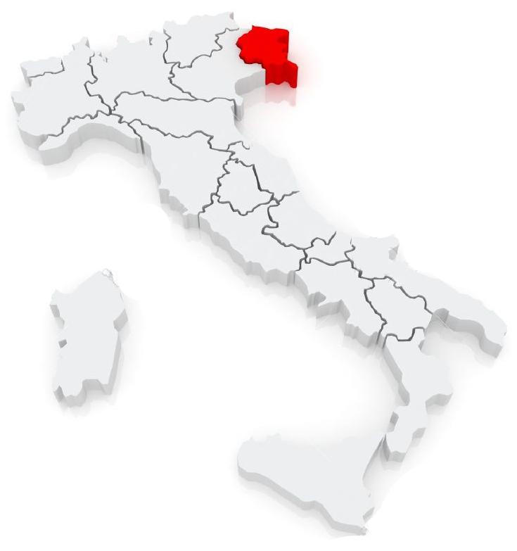 Фриули-Венеция-Джулия; Италия; Friuli Venezia Giulia