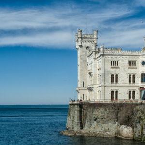 Замок Мирамаре; Фриули-Венеция-Джулия; Италия; Friuli Venezia Giulia