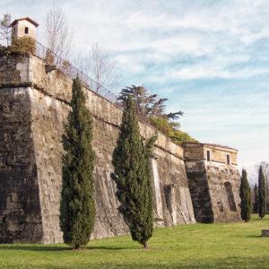 Фриули-Венеция-Джулия; Италия,Friuli Venezia Giulia, Замок Градишка