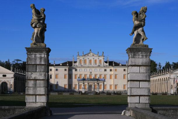 Фриули-Венеция-Джулия; Италия; Abbazia di Rosazzo; Вилла Манин