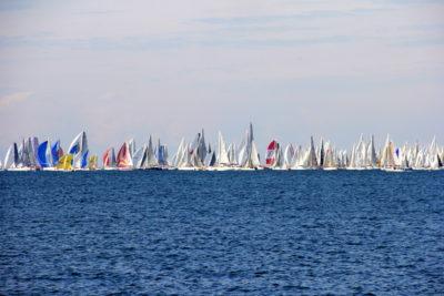 Италия,Barcolana48; yachting; Фриули-Венеция-Джулия; Италия