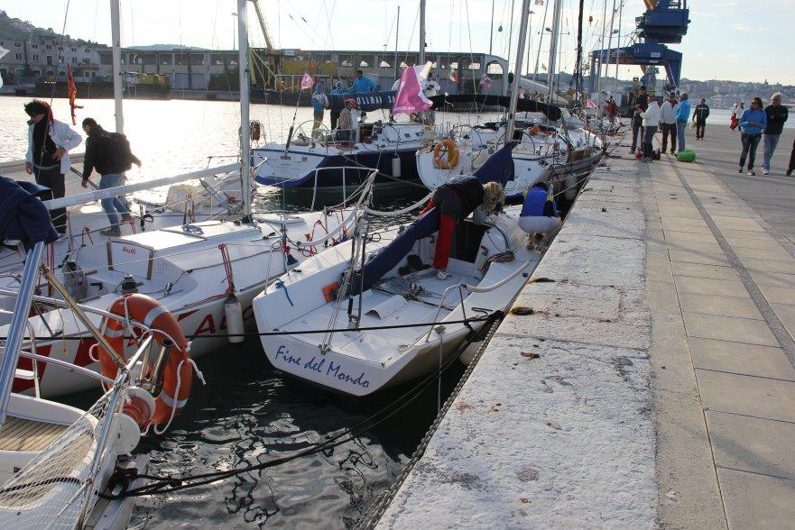 Barcolana; Барколан; Фриули-Венеция-Джулия; Италия; Триест