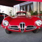 Alfa Romeo Disco Volante; ; Италия; Фриули Венеция Джулия