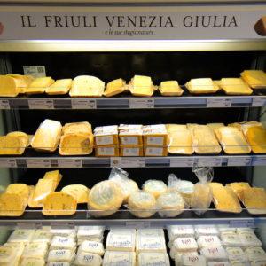 Eataly; Фриули Венеция Джули,Friuli Venezia Giulia, Италия