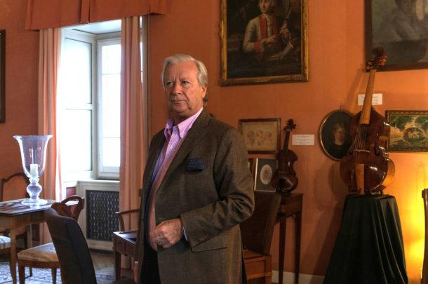 замки в Италии, интервью с принцем, дуино, замок дуино, Триест, Портопикколо, романовы, ФриулиВенецияДжулияДа; Фриули